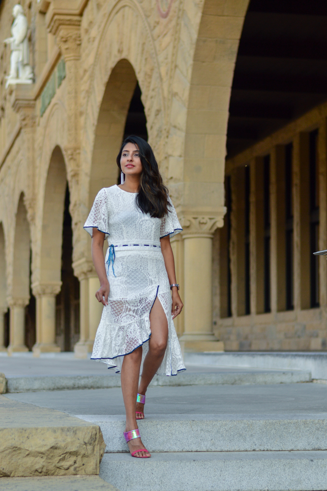 little-white-lace-midi-dress-velvet-mules-summer-style-blogger-outfit 6