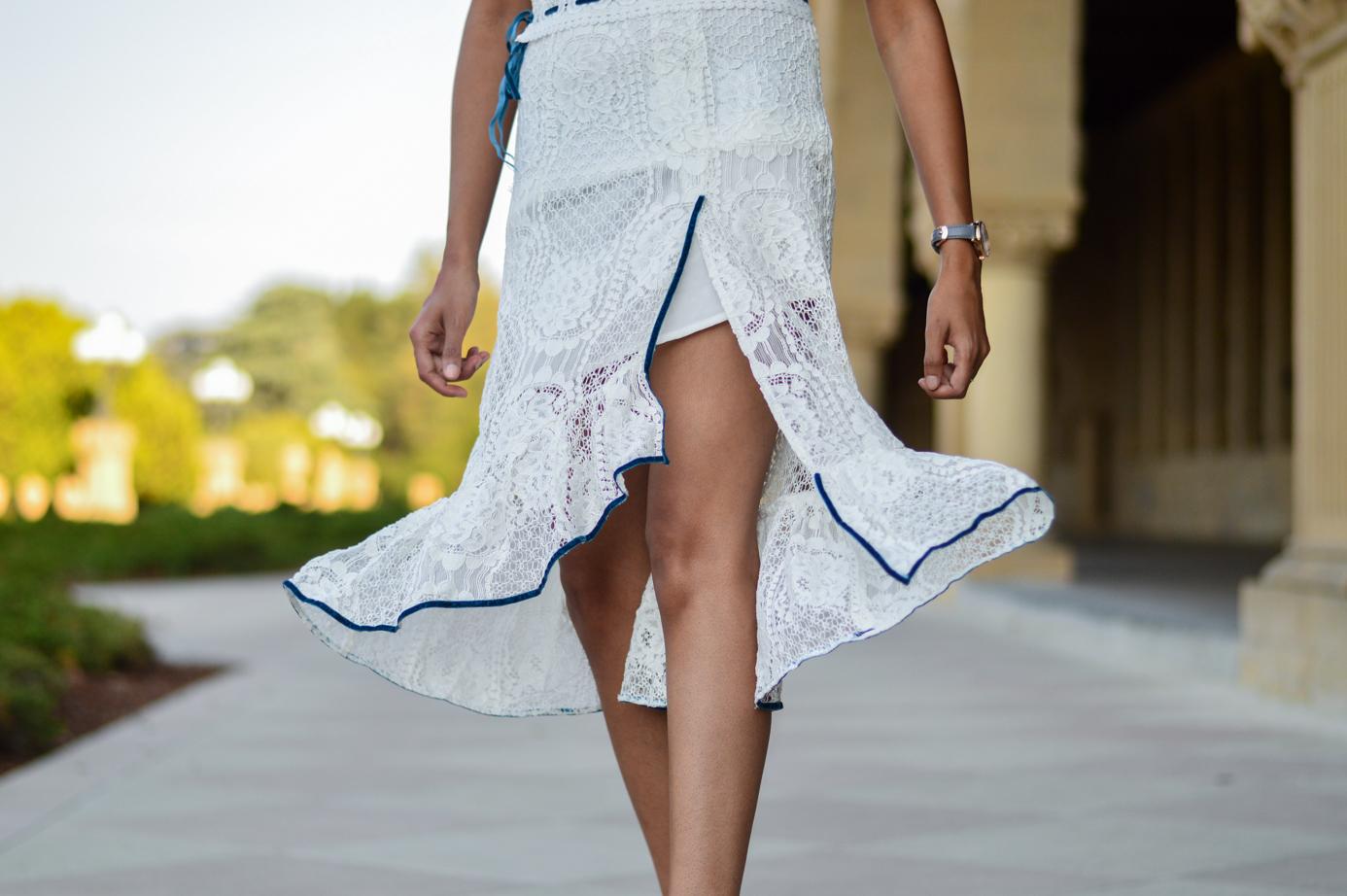 little-white-lace-midi-dress-velvet-mules-summer-style-blogger-outfit 7