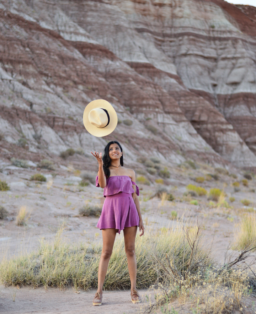 pink-crop-top-shorts-set-bryce-canyon-utah-grand-escalante 18