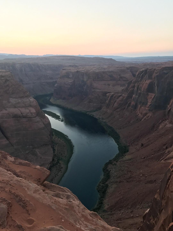 travel-blogger-arizona-long-weekend-itinerary-horseshoe-bend 13