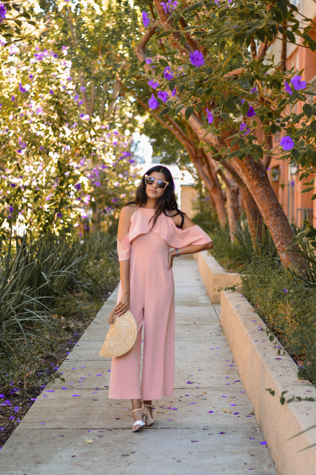 peach-pink-jumpsuit-california-fall-style-blogger 7