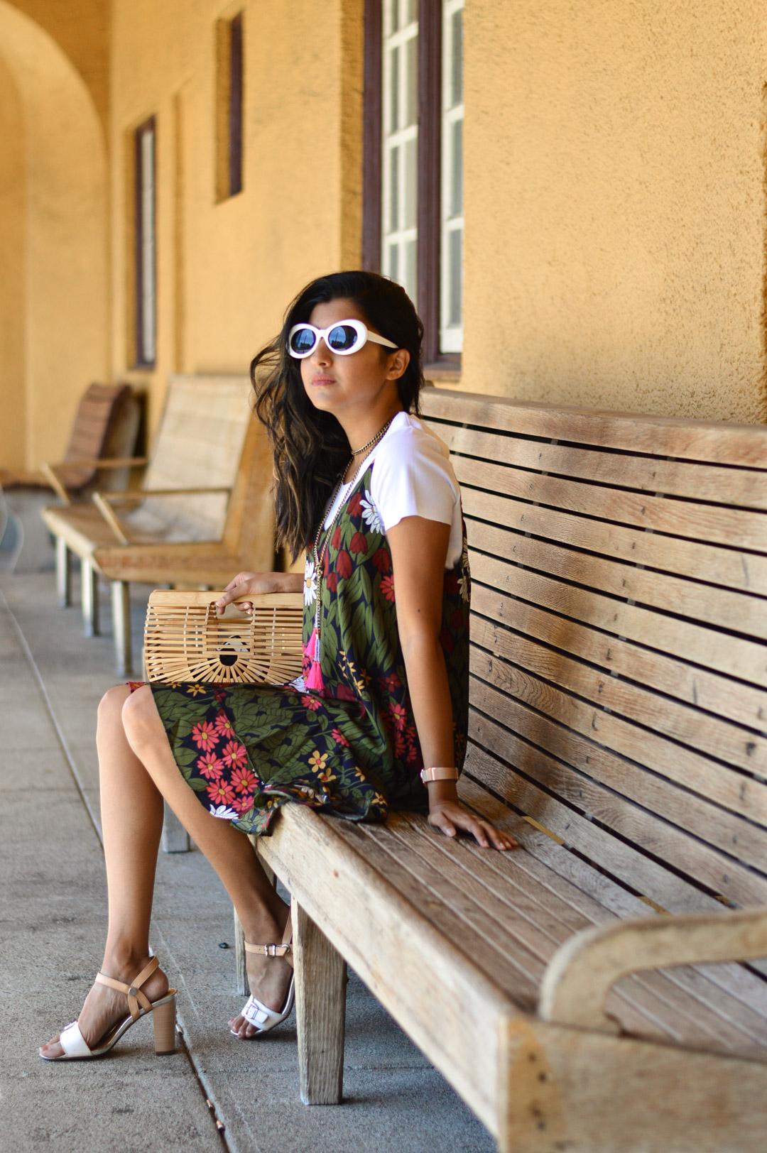 fall-florals-slip-dress-fashion-blogger 1