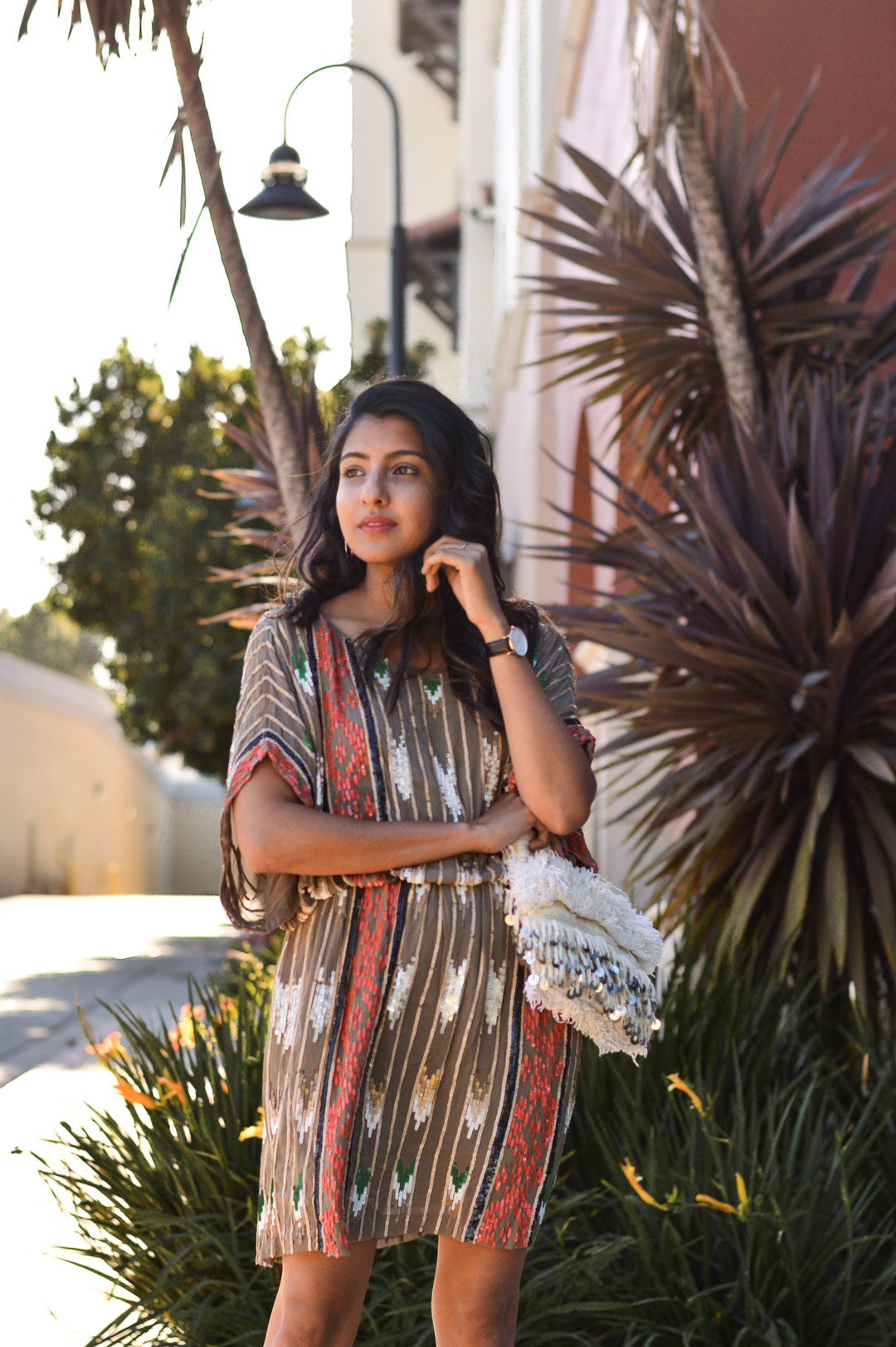 sequins-dress-NYE-party-blogger-outfit-style 7