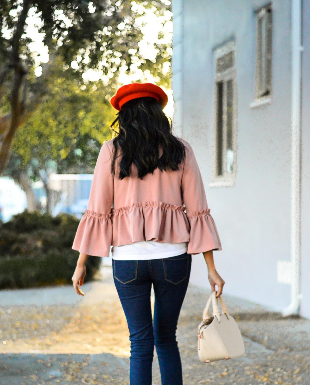 blogger-outfit-ruffles-trend-peplum-blazer 8