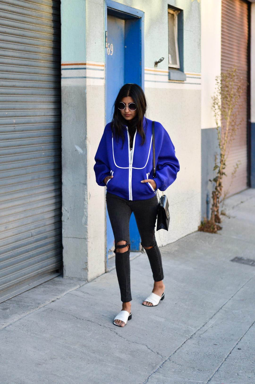 blue-bomber-jacket-winter-casual-blogger-fashion 5