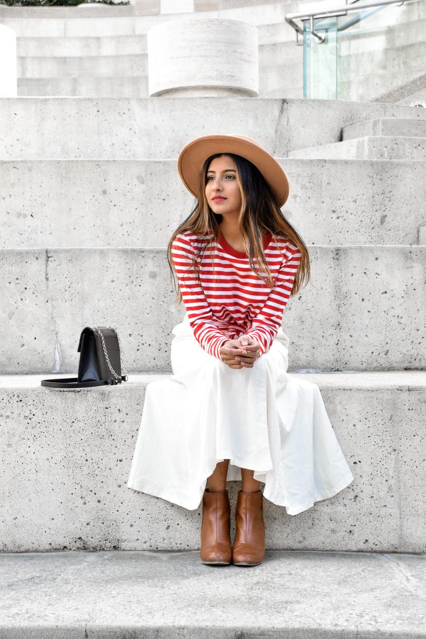 stripes-midi-skirt-spring-fashion-blogger 3