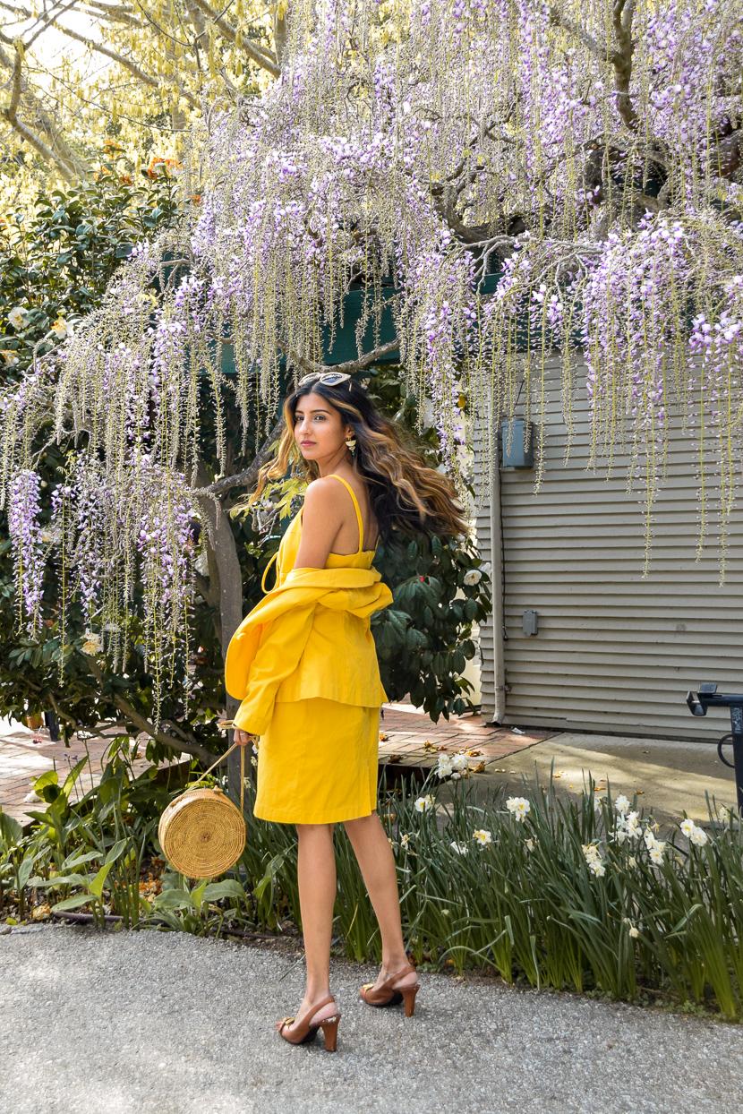 yellow-style-denim-dress-blogger-fashion 5