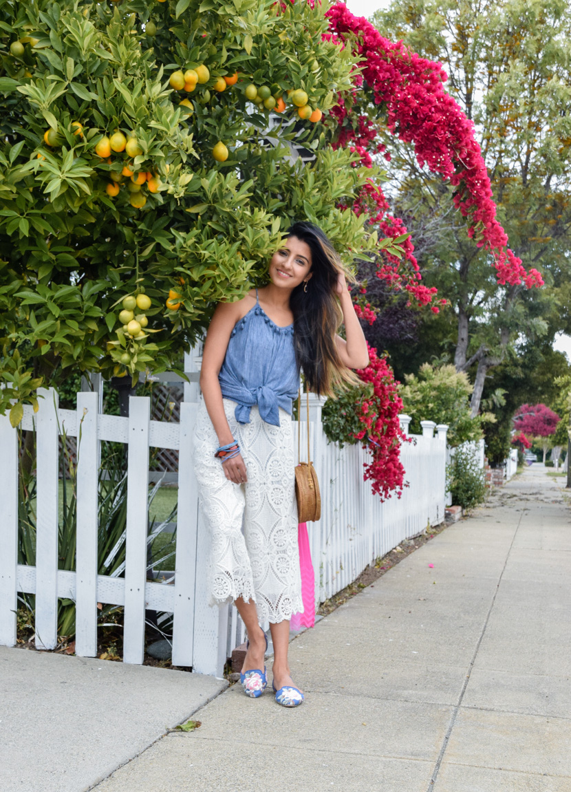 floral-flats-spring-style-fashion-blogger 1