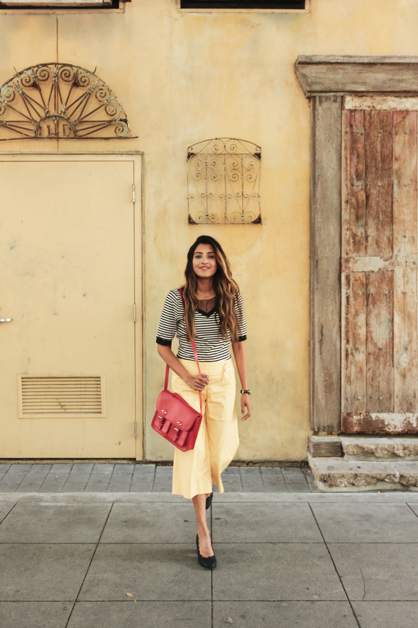 stripes-yellow-fashion-blogger-outfit 7