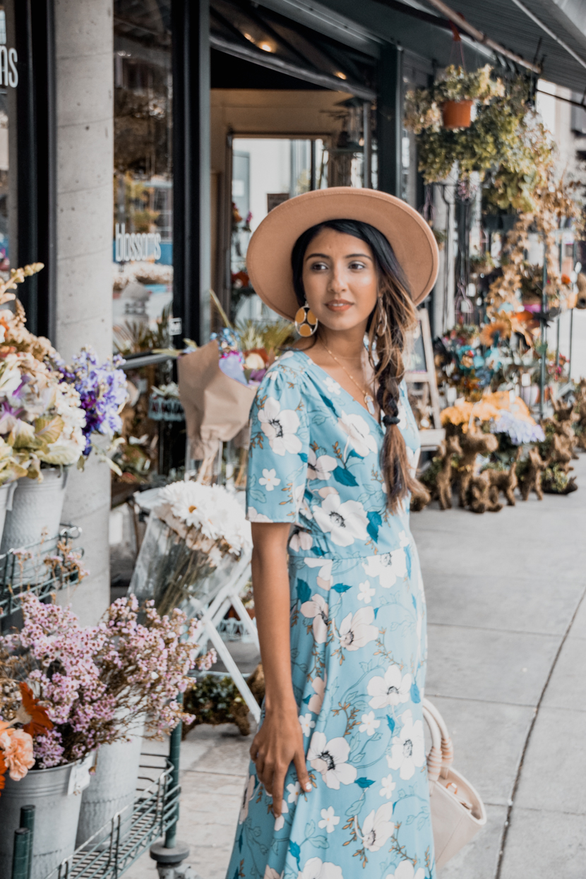 summer-floral-maxi-dress-outfit 2
