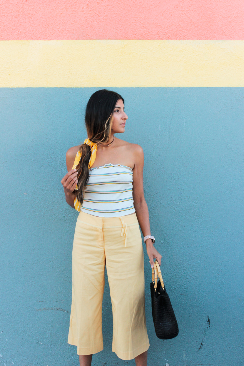 tube-top-outfit-fashion-blogger 2