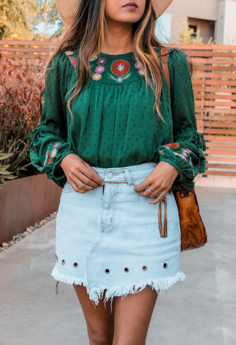 statement-sleeves-embroidered-blogger-style 4