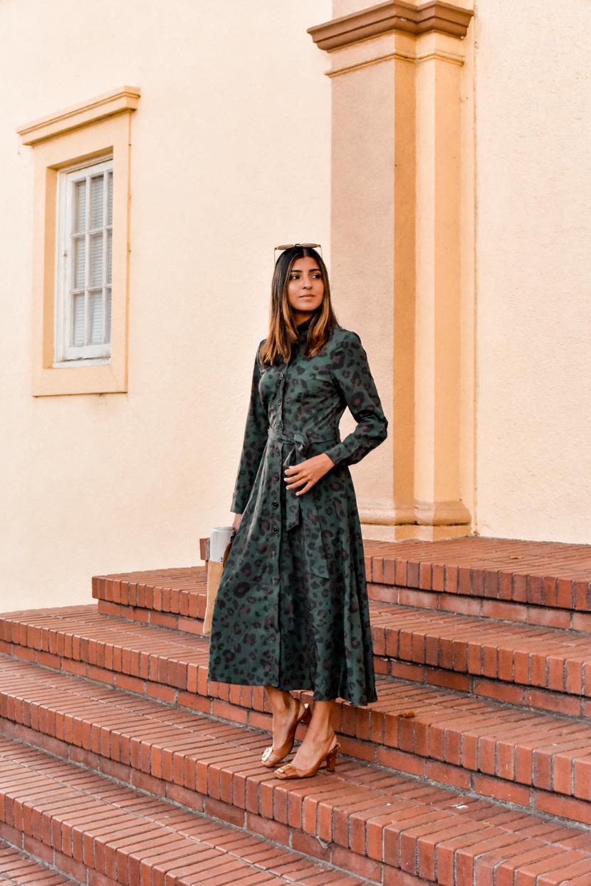 leopard-print-shirtdress-fall-style 6