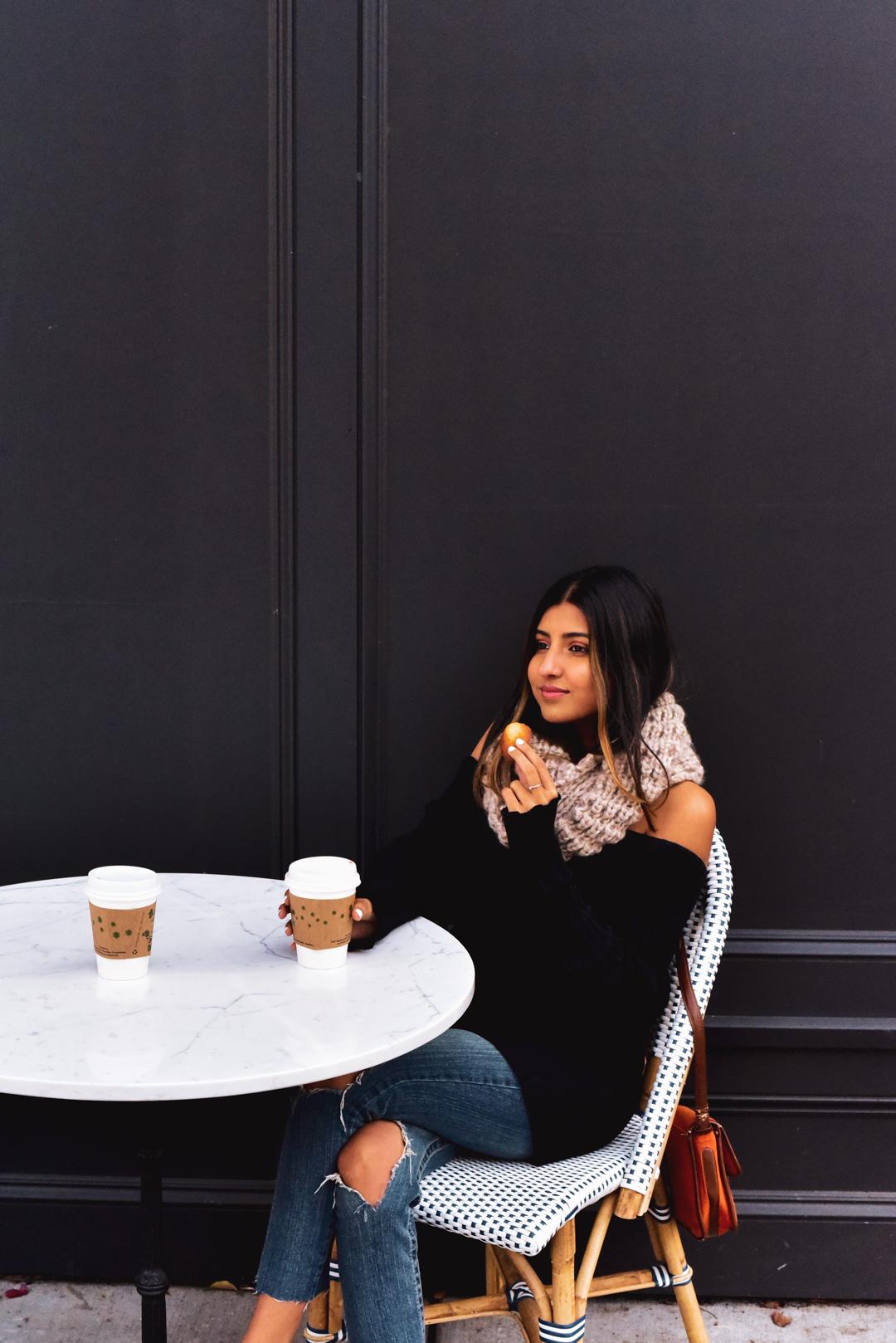 ankura-brand-alpaca-wool-scarf-blogger 1