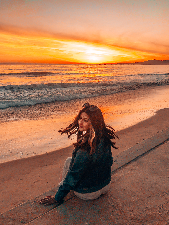 santa-barbara-sunset-california-blogger 14