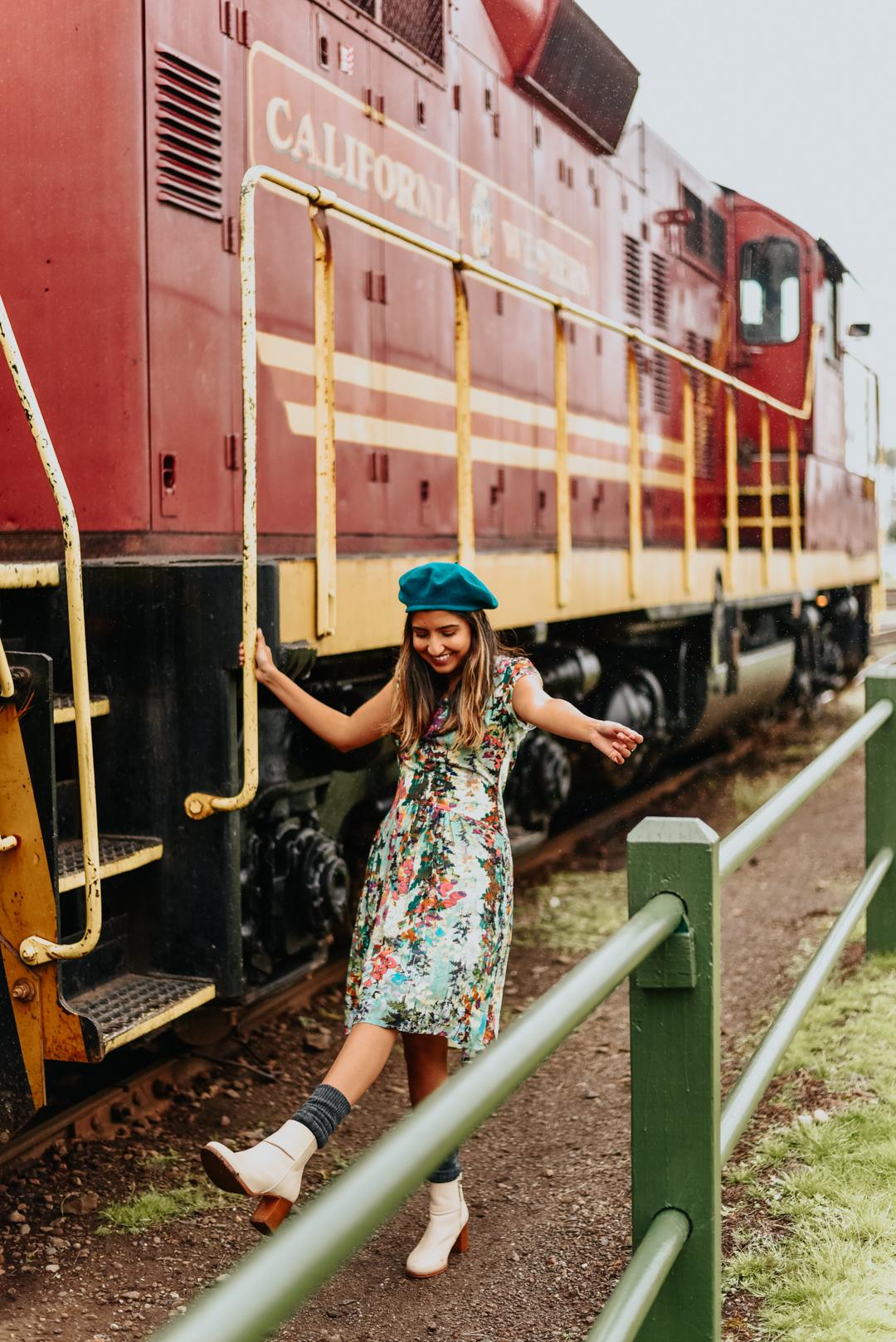 mendocino-staycation-skunk-train-blogger 12