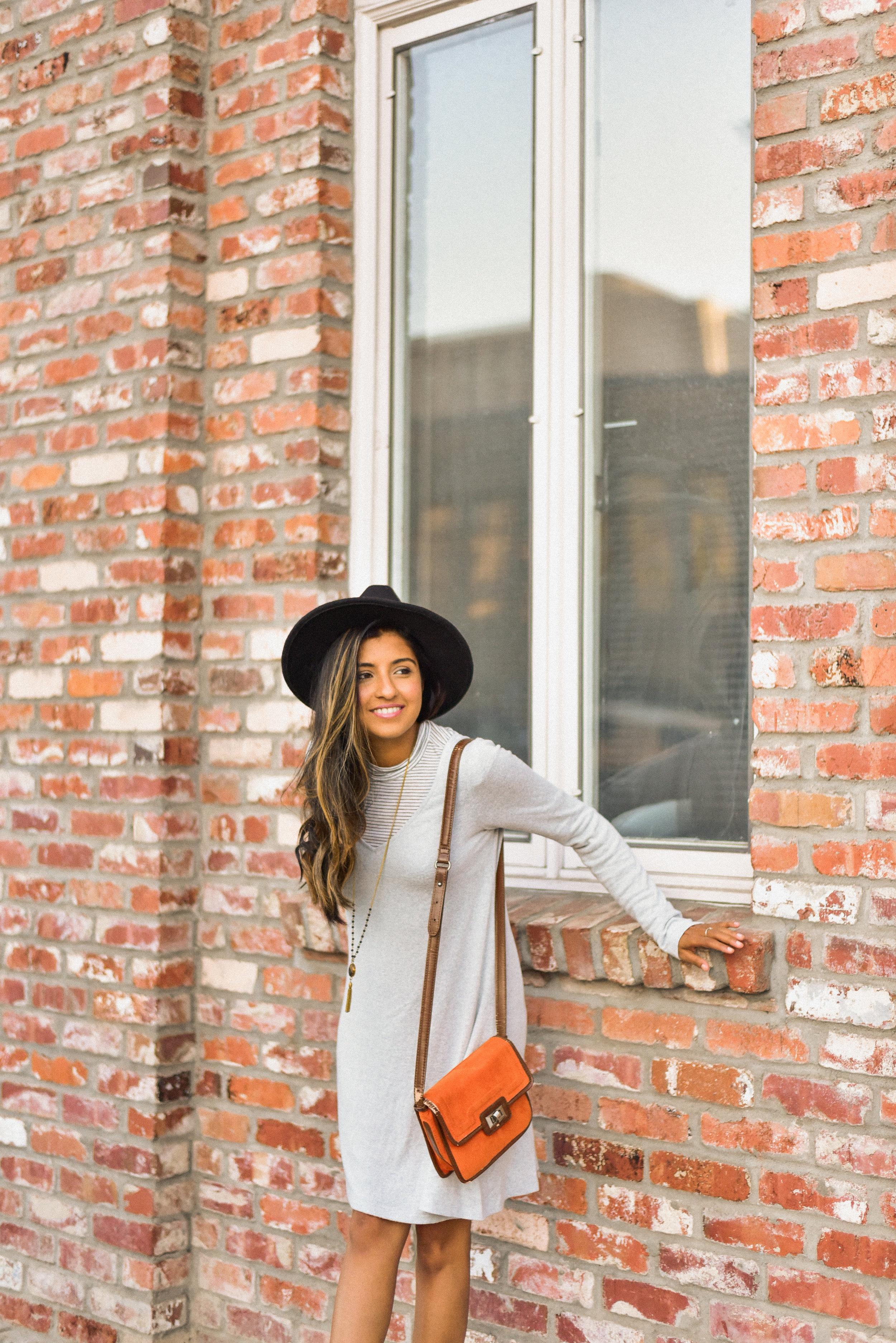 sweater-dress-turtleneck-blogger-fall 5
