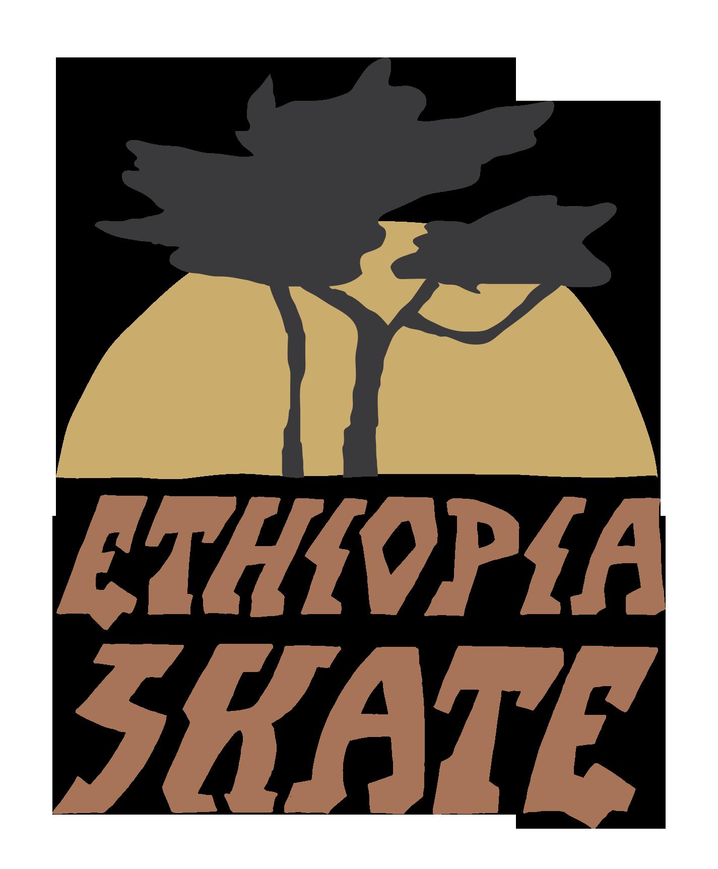 Ethiopia Skate Tree Logo