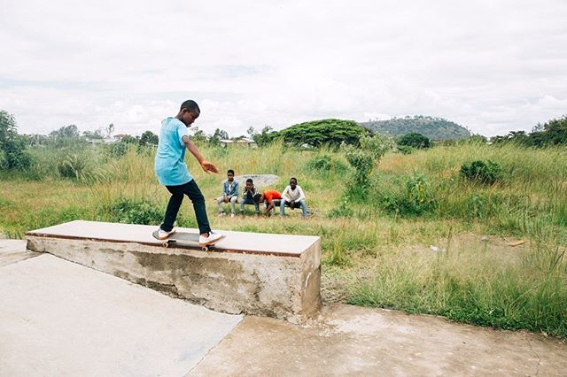 More from Hawassa Skatepark on our Eshi Beka Skate Tour — video clip coming soon #eshibekaskate #ethiopia 📷: @micky_.s @sahle21