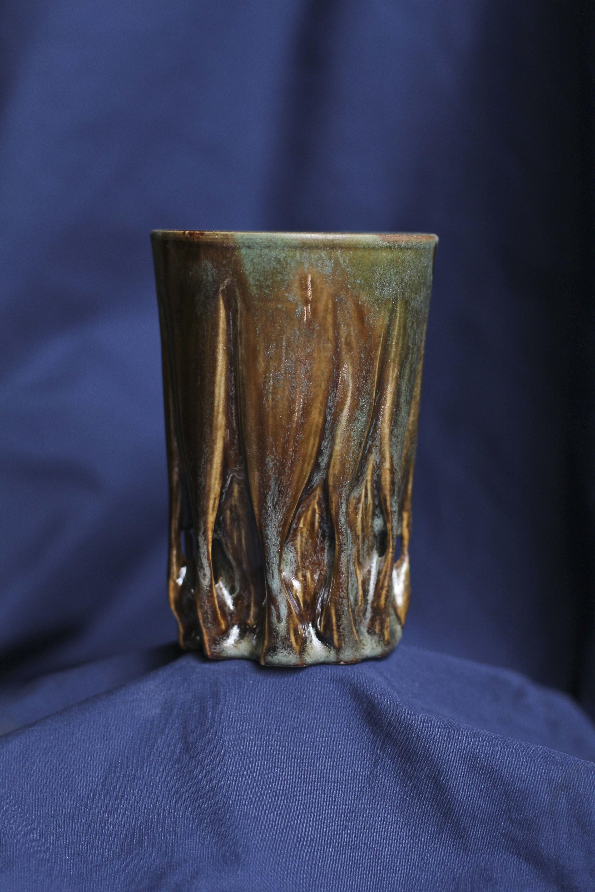 5x3.75, 2014, White Stoneware