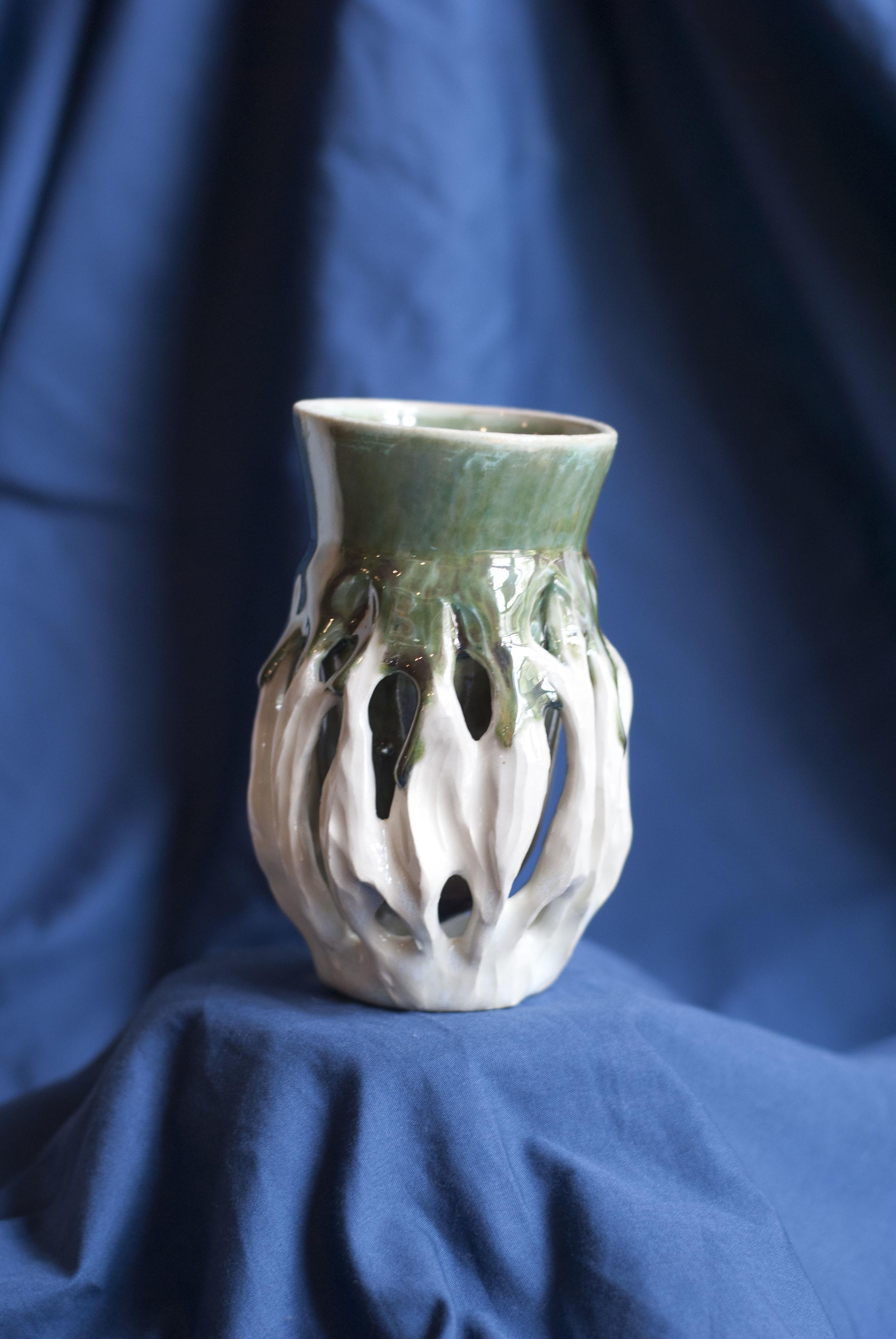 4.25x2.5, 2014,White Stoneware