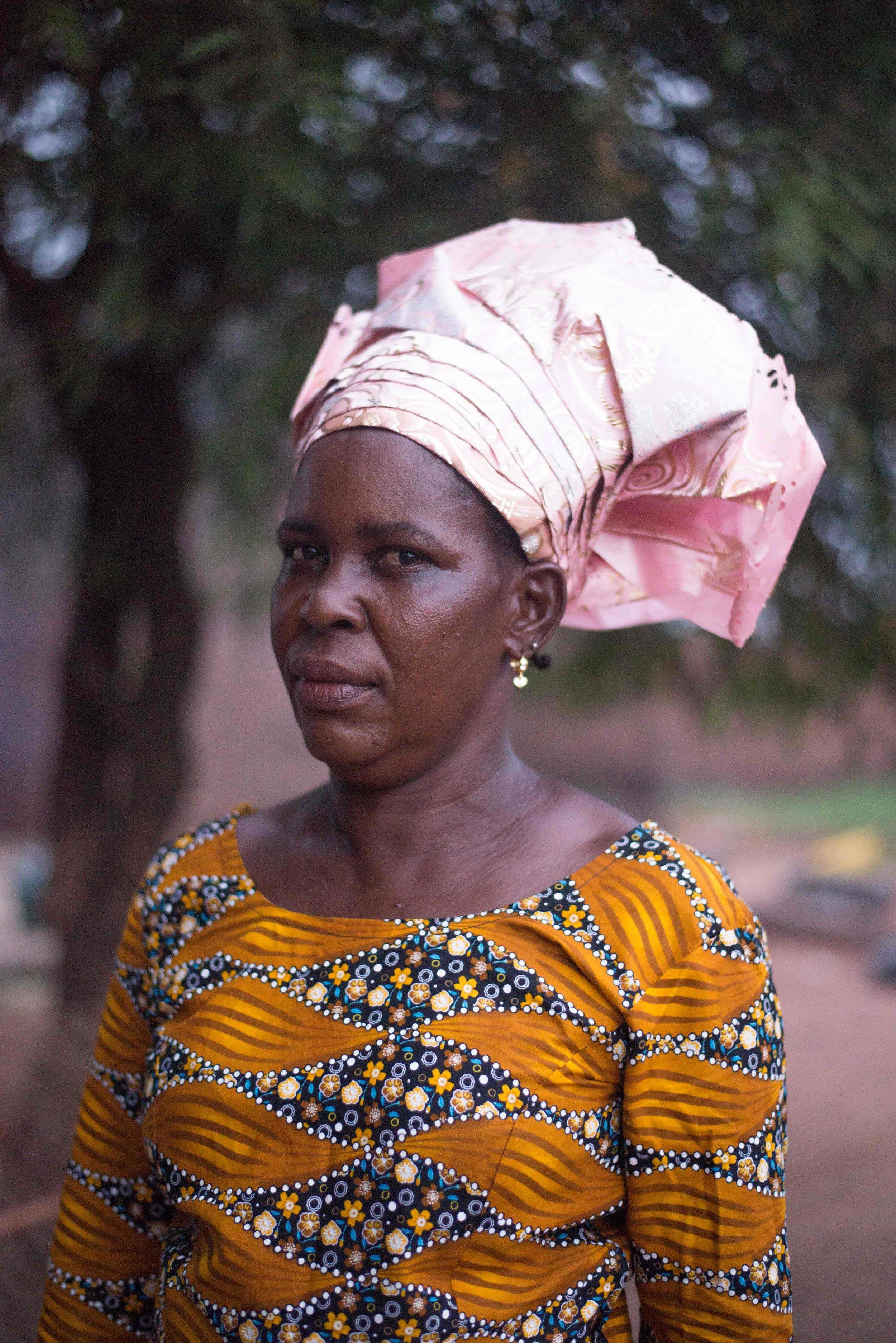 Assumption Day, Burkina Faso, 2016