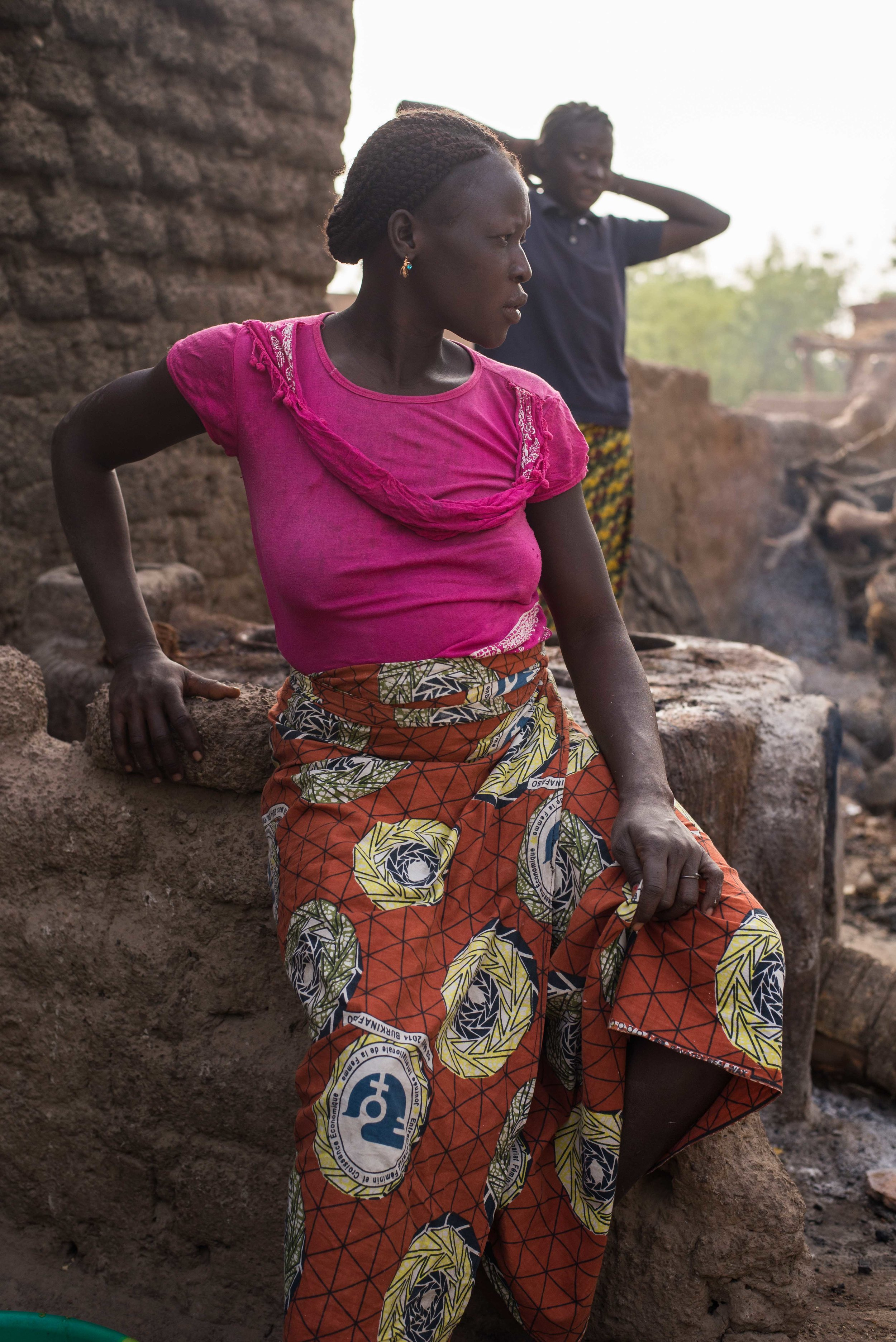 Making Dolo, Burkina Faso, 2015