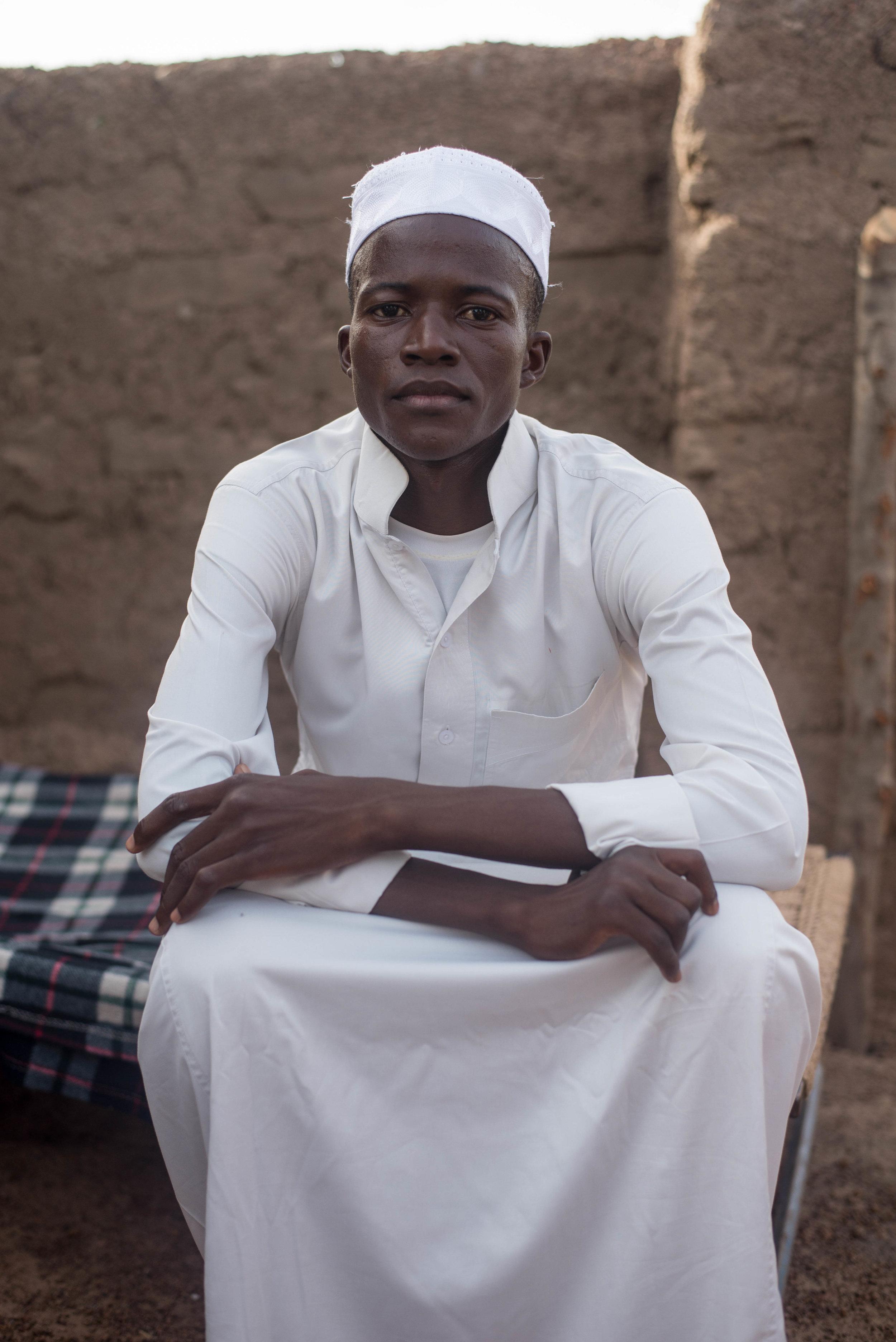 Harouna, Burkina Faso, 2016