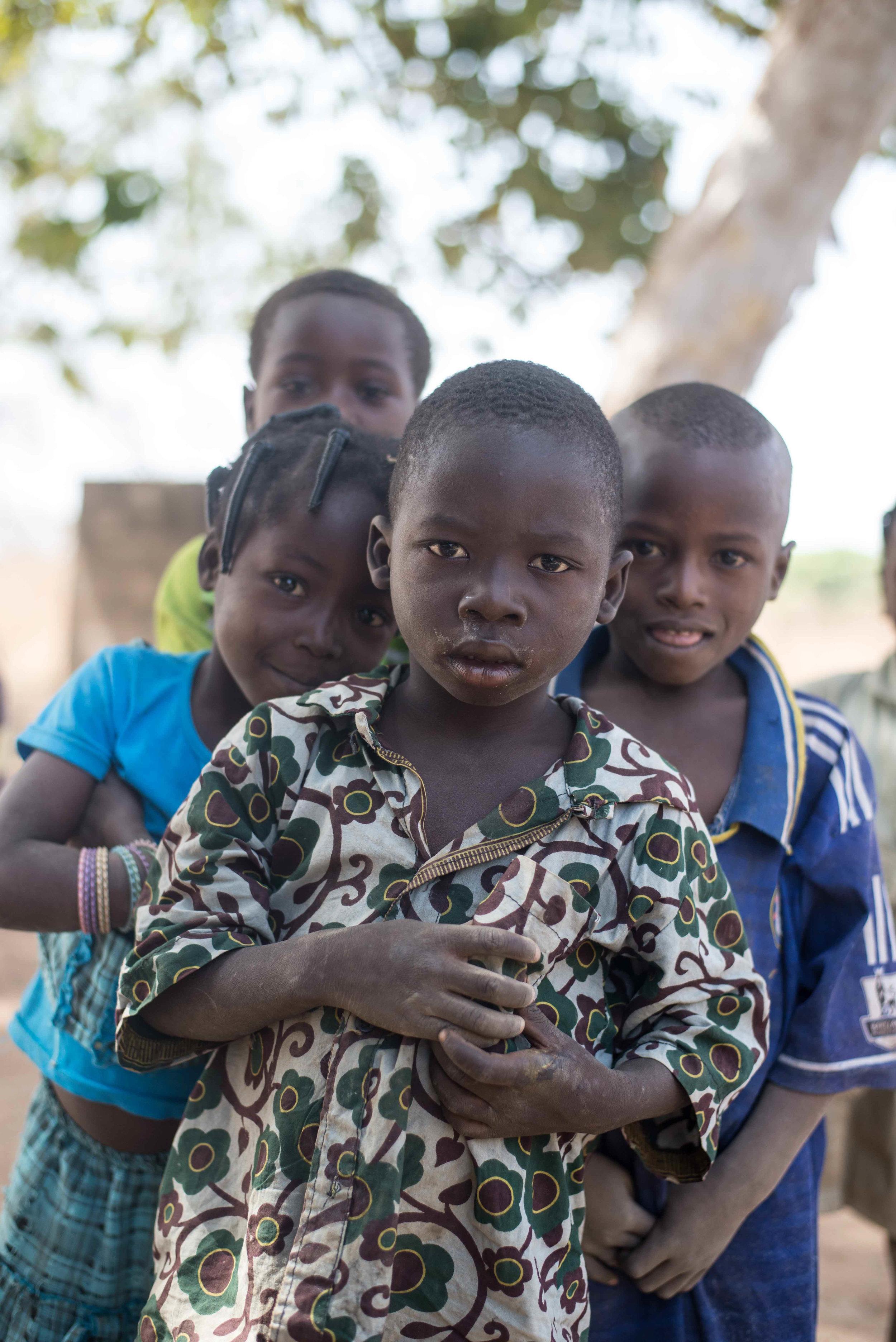 Zoro, Burkina Faso, 2015
