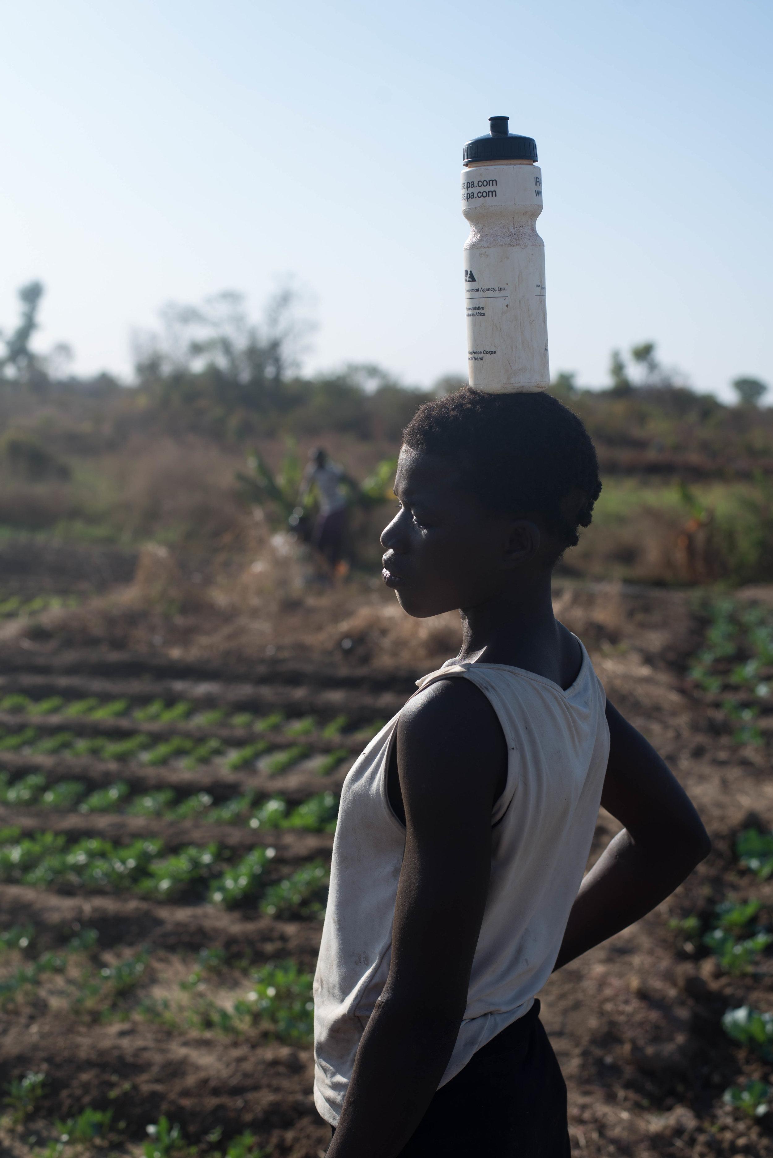 Niamatou, Burkina Faso, 2015