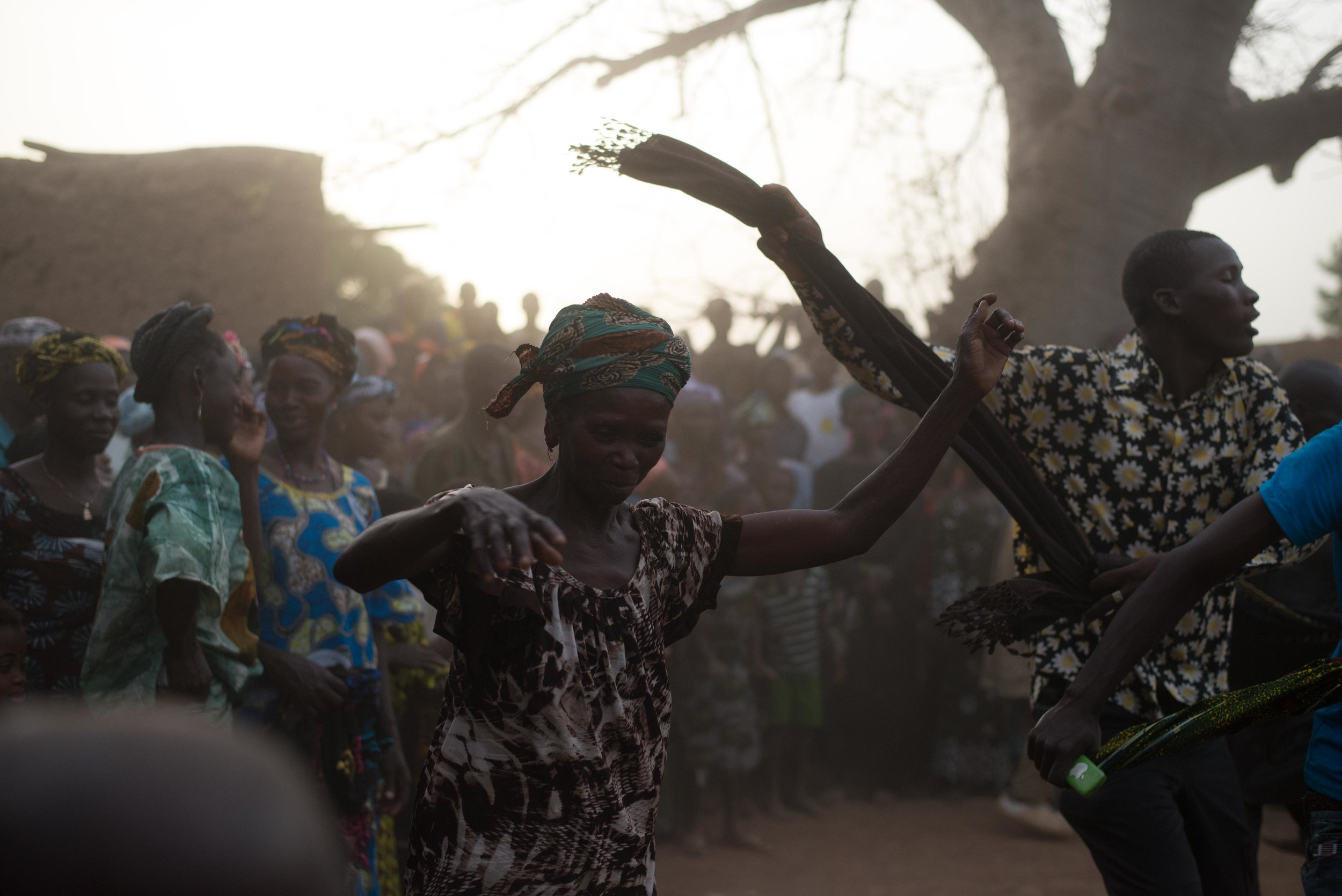 Burkina Faso, 2015
