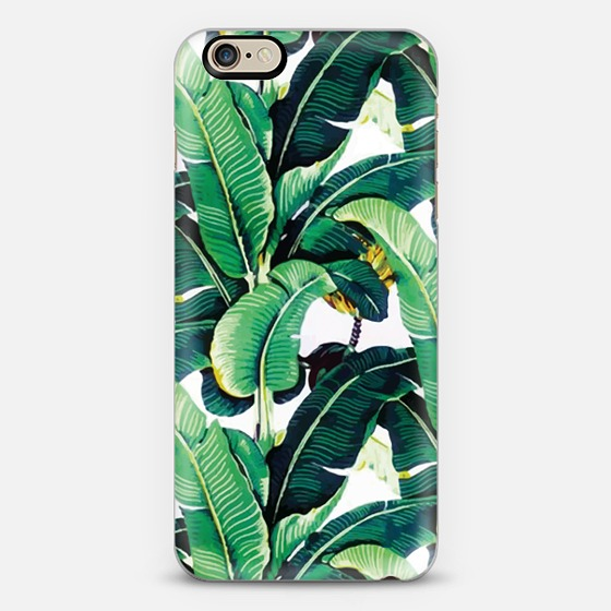 GREEN LEAVES Phone Case on Casetify.com
