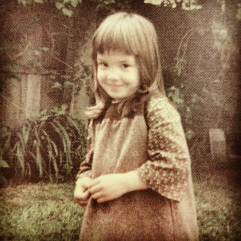 Rachel, aged 4