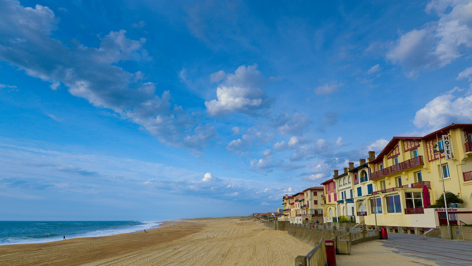 Choose your spot - mile upon mile of stunning beaches right on your doorstep.