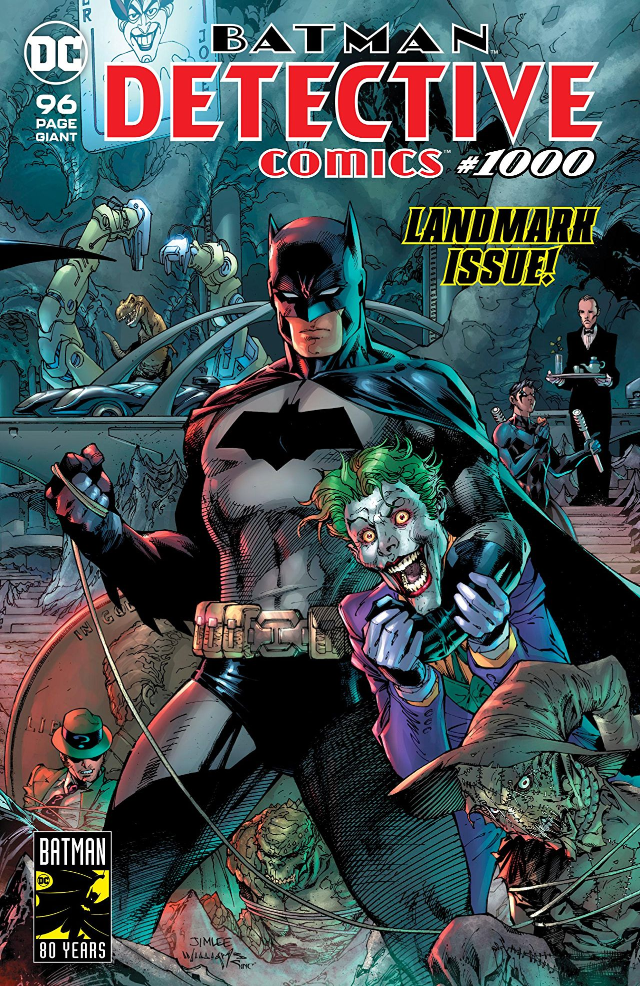 ANOTHER JIM LEE COVER