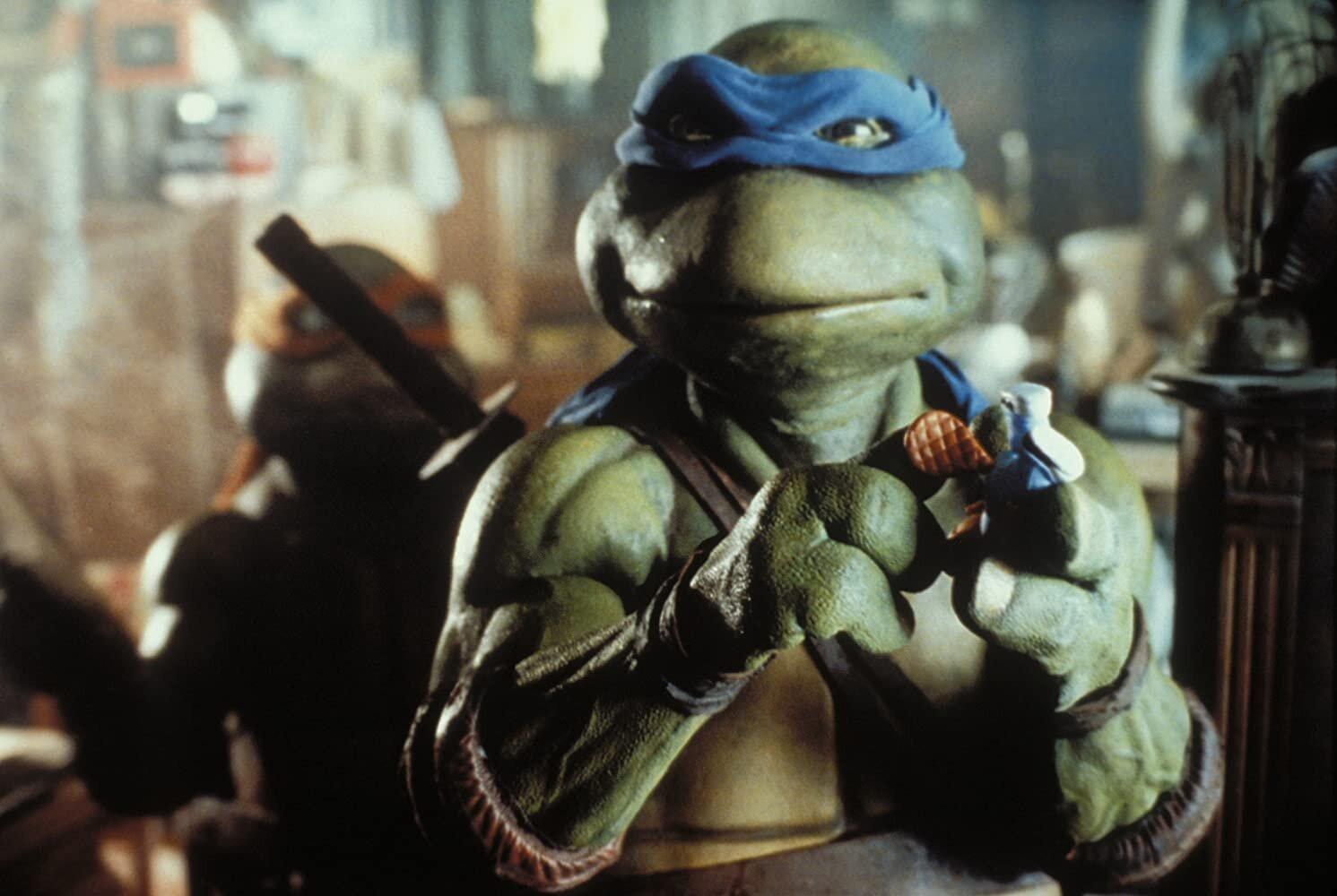 Teenage Mutant Ninja Turtles 1990 30 Year Retrospective Let S Go Podcast