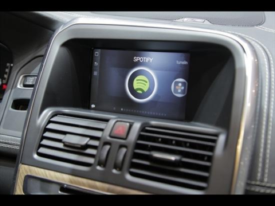 spotify in-car technology