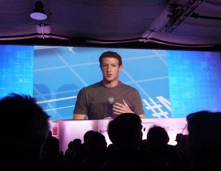 zuckerberg world mobile cofnerence