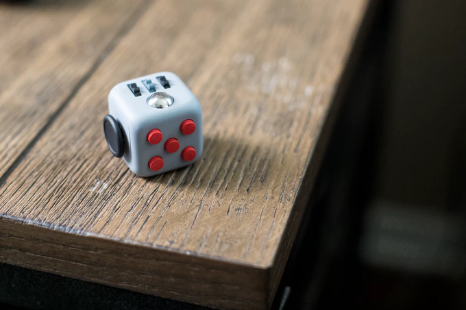 Fidget Cube - Kickstarter of The Week