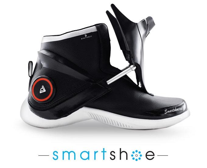 The Digitsole Smartshoe  - Kickstarter of The Week
