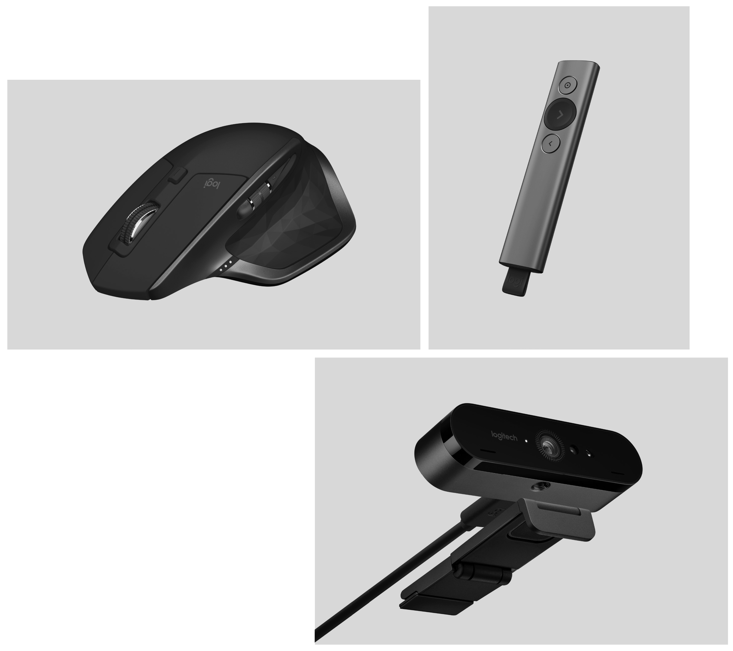 We are Family - CRAFT is designed to be part of the greater Premium Family of Logitech Creativity and Productivity products, emphasizing a precise elegance and high quality.