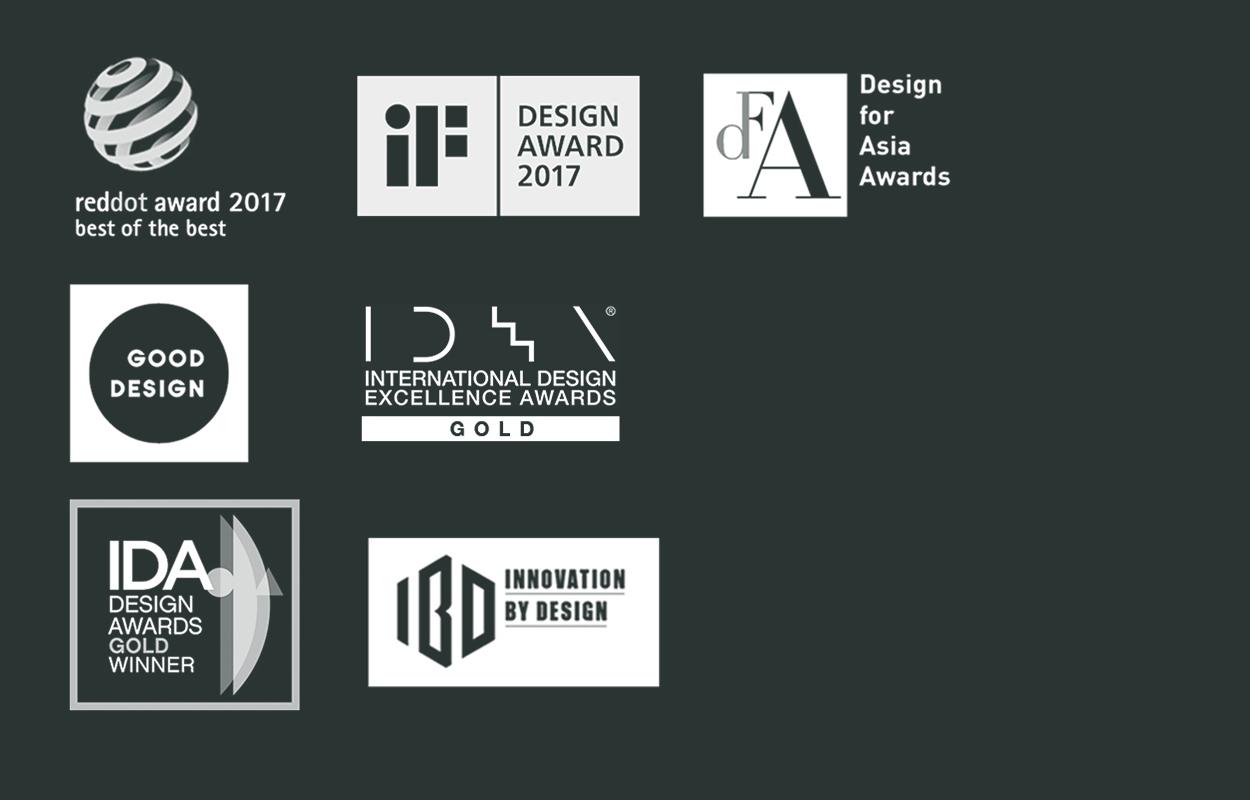Awards - Red Dot Award
