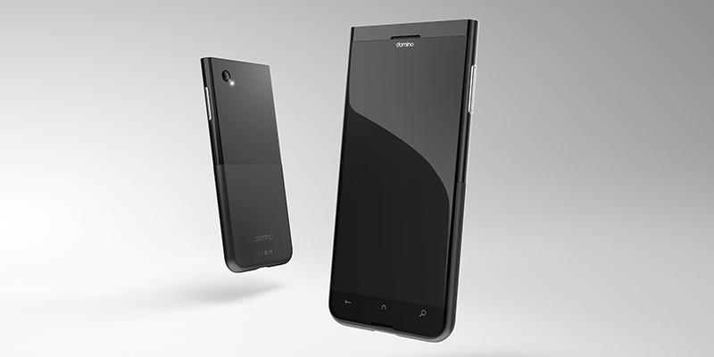 Domino Modular Phone Concept