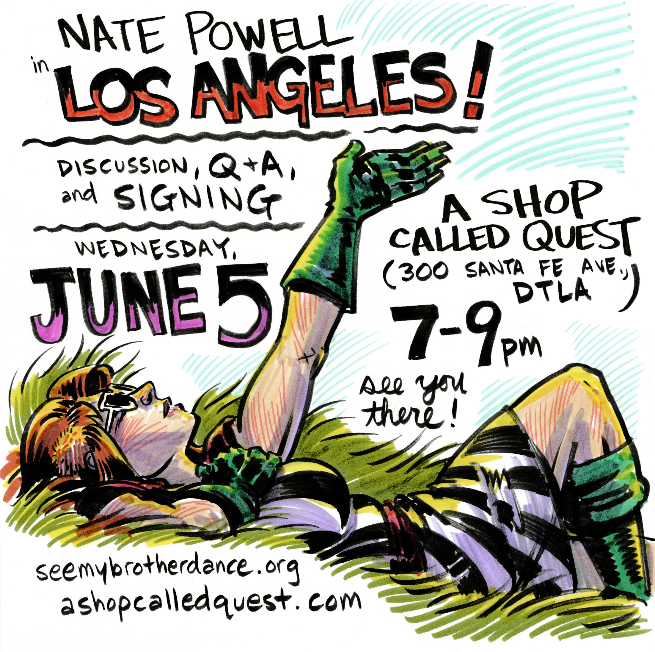 Nate Powell ASCQ signing flyer.jpg
