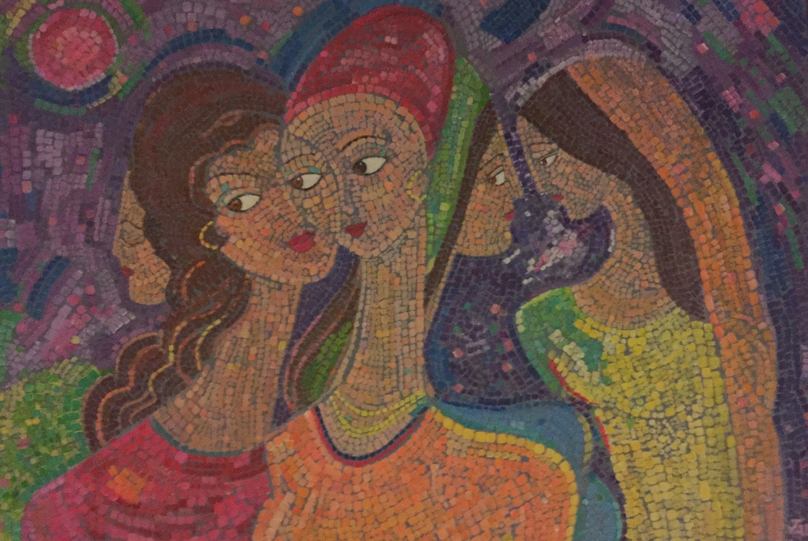 Lahore - Things to Do - Ijaz Art Gallery 2 Salahuddin Khawaja.JPG