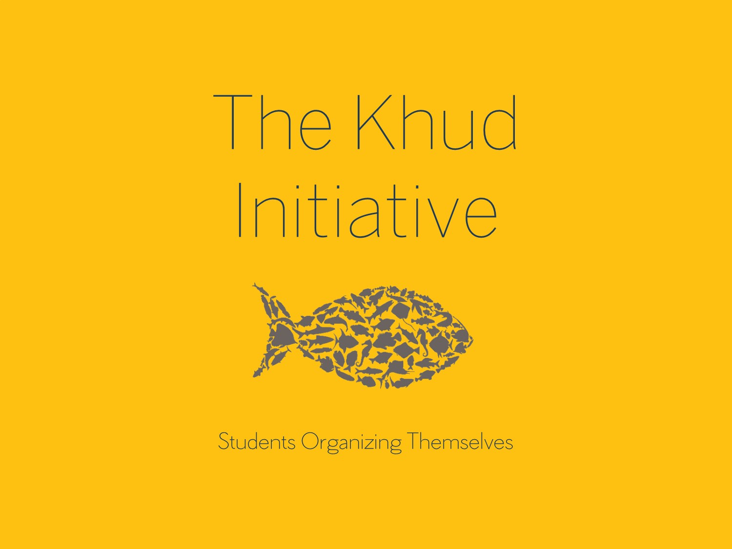 The Khud Initiative - Students Organizing Themselves - Khud EdTech Pakistan