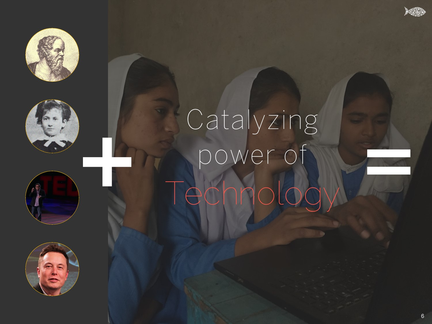 Catalyzing power of Technology  - Khud EdTech Pakistan