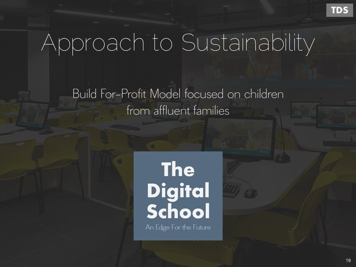 Approach to Sustainability - Khud EdTech Pakistan
