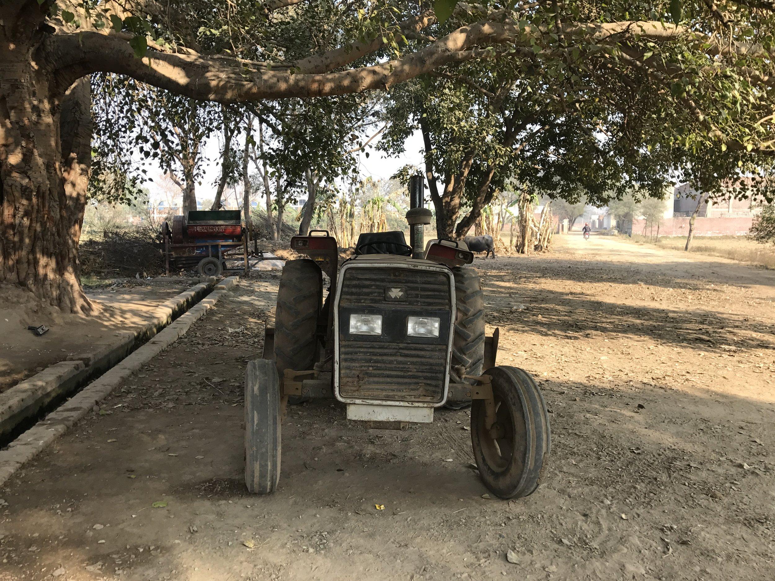 Khud EdTech Lahore Pakistan - Farm - Tractor.JPG