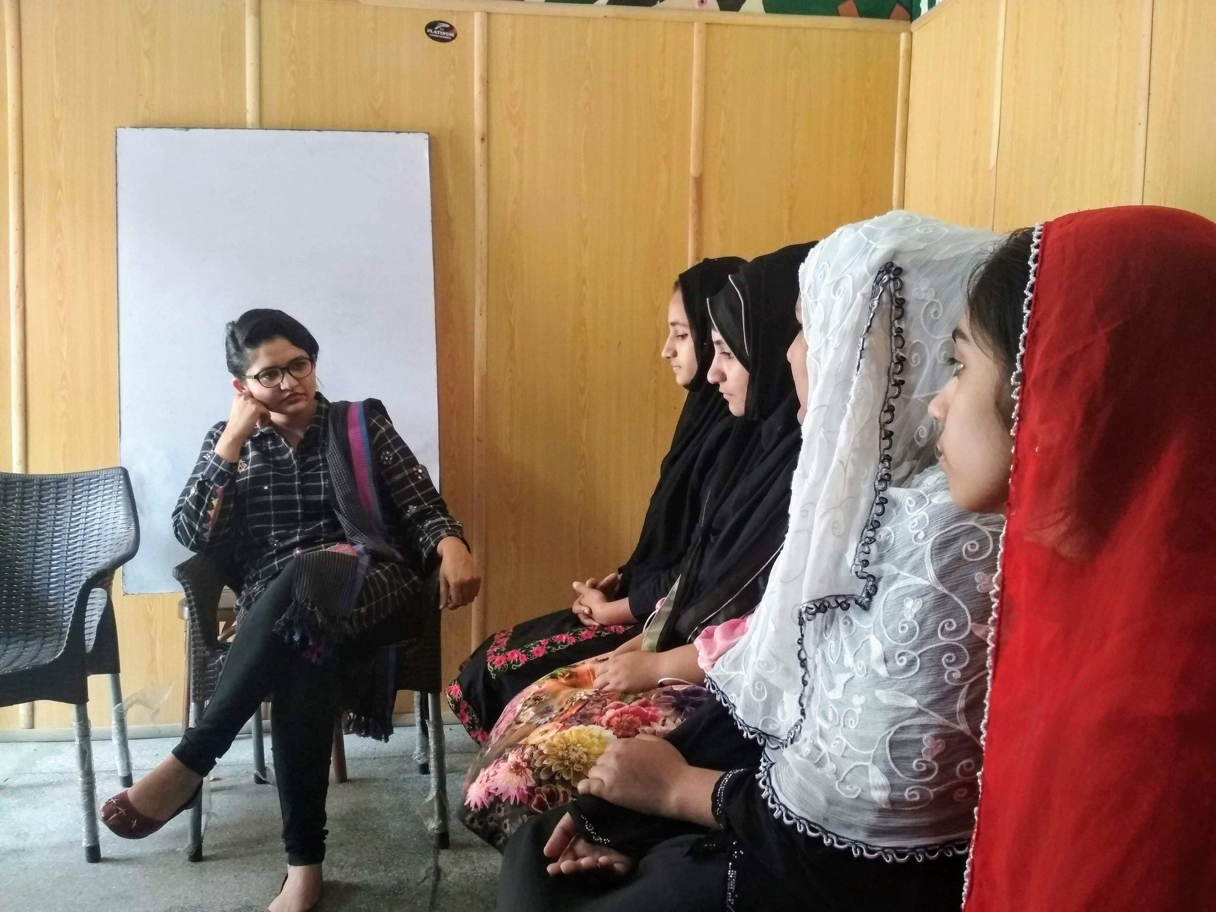 Fatima Rizwan visits Autome.me